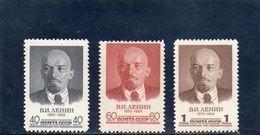URSS 1958 ** - Ungebraucht