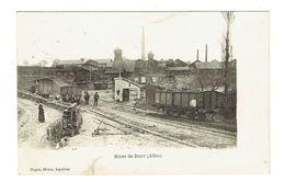 ALLIER 03 BERT Mines De Bert (1 Fente) - France