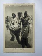 AFRICA Colonie Coloniale AOI MISSIONI AFRICANE VERONA  AK Old Postcard - Eritrea