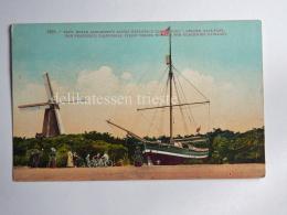 USA CALIFORNIA SAN FRANCISCO Vessel Capt. Roald Amundsen's Artic Exploring Old Postcard - San Francisco
