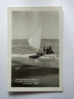 BRASILE BRASIL OLINDA Pernambuco Fisherman Boat Pesca AK CPA Old Postcard - Altri