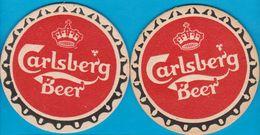 Carlsberg AS Kopenhagen ( Bd 1306 ) Dänemark - Sous-bocks