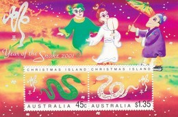 Christmas Hb 23 - Christmas Island