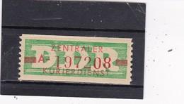 DDR, Dienst: ZKD Nr..30A**. (T 2848) - Official