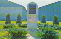 Kansas Atchison Amelia Earhart Memorial Marker Amelia Earhart Airport - Etats-Unis