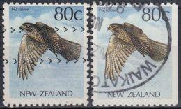 NUEVA ZELANDA 1993 Nº 1227/1227a USAD0 - Nueva Zelanda