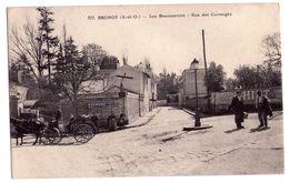 0695 - Brunoy ( S&O ) - Les Bosserons - Rue Des Carrouges - M.Mulard éd. - N°377 - - Brunoy