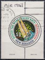 NUEVA ZELANDA 1994 Nº 1275 USAD0 - Nueva Zelanda