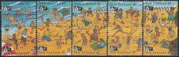 NUEVA ZELANDA 1994 Nº 1330/39 USAD0 - Nueva Zelanda