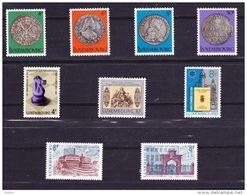 Luxemburg 1981 Kleine Verzameling ** (2 Scans) Zeer Mooi Lot 2903 - Timbres