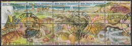 NUEVA ZELANDA 1996 Nº 1425/34 USAD0 - Nueva Zelanda