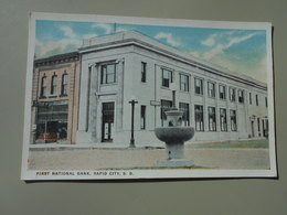 ETATS-UNIS SD SOUTH DAKOTA RAPID CITY FIRST NATIONAL BANK - Rapid City