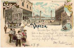 Venezia - Saluti Da Venezia - - Venezia (Venice)