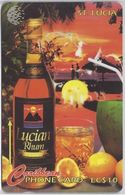 SAINT LUCIA - LUCIAN RHUM - 18CSLA - Saint Lucia