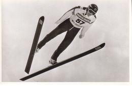 1616   LAHTI     FOTO    18 X 12  CM  SKI JUMPING - Winter Sports