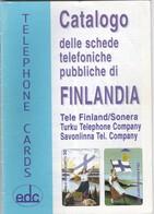 Phonecard Catalogue, Finland. - Zubehör