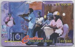 SAINT LUCIA - ORCHESTRA - 21CSLC - Saint Lucia