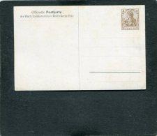 Deutsches Reich Postkarte 1914 P101 - Deutschland