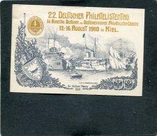 Deutsches Reich Postkarte 1910 PRIVAT (Kleine Riess) - Deutschland
