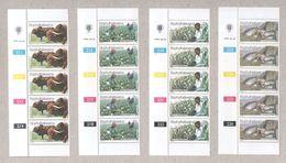 Bophuthatswana Blocks Of MNH Stamps 1979 Agriculture - Bophuthatswana