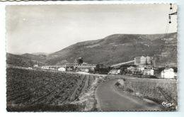 LE BOUSQUET - La MINE Et Le Lavoir - Vignes Au Premier Plan - Années 60 - Autres Communes