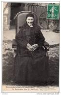 Environs De BOURG-ACHARD : EPREVILLE -en - Roumois La Centenaire,Mme Vve Vavasseur - Francia