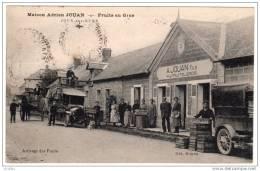 Maison Adrien JOUAN -Fruits En Gros JOUY-sur-EURE  Arrivage Des Fruits Edit Mouyna - Francia
