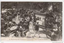 Funérailles Des Victimes De La Couronne Char Du Matelot Robert - France