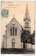 MONTFERRAT L'Église - France