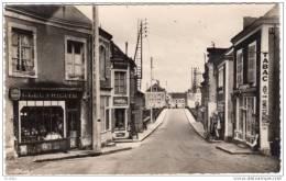 LA  SUZE  Rue Du Pont - La Suze Sur Sarthe