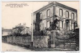 LA FERRIÉRE  Aux ETANGS  Château De  M.Adigard Député Rue De La Ferté Editeur Bretel - Autres Communes