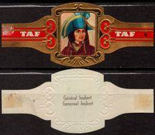 South African Republic GENERAL Joubert Soldier - Belgium Belgique - TAF - CIGAR CIGARS Label Vignette - Etiquettes