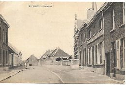 Waerloos, Dorpstraat, Verstuurd 1939 - Kontich