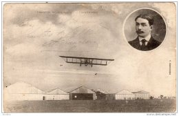 CHARTRES FRANGEOIS,Biplan Savary   F BARCOUDA EDIT - Chartres