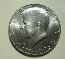 USA 1/2 Dollar 1976 - 1964-…: Kennedy
