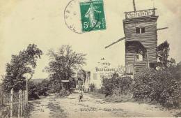 95 Sannois Vieux Moulins  (moulin) Restaurant - Sannois