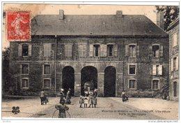 LONGWY, Ville Haute Porte De Bourgogne - Longwy