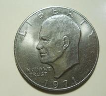USA 1 Dollar 1971 - Emissioni Federali