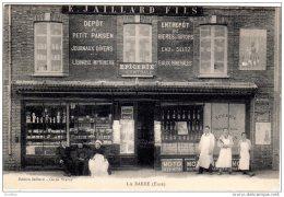 "LA BARRE """"epicerie Centrale"""" Edition Jaillard  Cliché Walter - Other Municipalities"