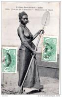 """Afrique Occidentale SOUDAN  Femme De """"""""Somono"""""""" Pécheurs Du Niger - Sudan"""