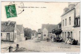 CHAISE DIEU DU THEIL  La Place  Edit Mineray  Cl De A C Proudhon - Autres Communes