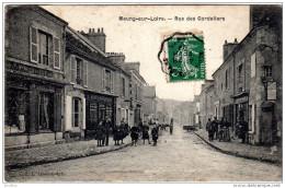 Meung Sur Loire  Rue Des Cordelliers Collection L Lessain épicerie - Autres Communes