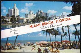 United States / Florida / Miami  Beach / World Playground - Miami Beach