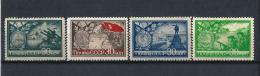 URSS352) 1944 -Difesa Di Leningrdo - Serie Cpl. 4val MLH - 1923-1991 USSR