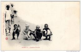 DJIBOUTI Camelos  Somalis  Editeur K Arabiantz - Somalie