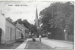 Schilde, Inkom Van 't Dorp, Verstuurd 1910 - Schilde