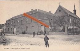 EECLOO - Le Couvent Et L'Eglise Des Pauvres Claires - Eeklo