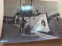 "Old Photography - Ship ""Senj"" - Fotos"
