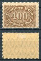 D. Reich Michel-Nr. 222a Ungebraucht - Geprüft - Deutschland