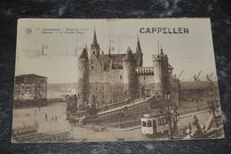 1637   Antwerpen Anvers Museum Steen   Tram - Antwerpen